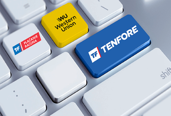 Introduce Tenfore payment services